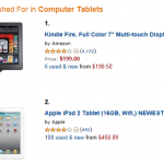 Most Wished For Tablets for Christmas 2011
