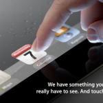 iPad 3 release March 7 2012