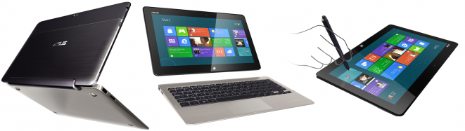 Asus Tablet 810 with Windows 8