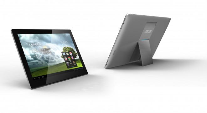 Asus Transformer AiO Tablet switched to Android, with built-in kickstand