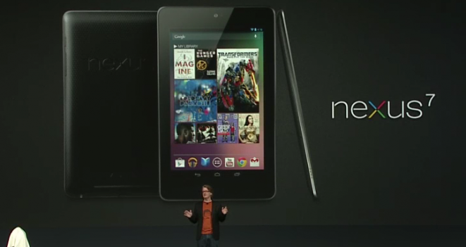 Google Nexus 7 Tablet