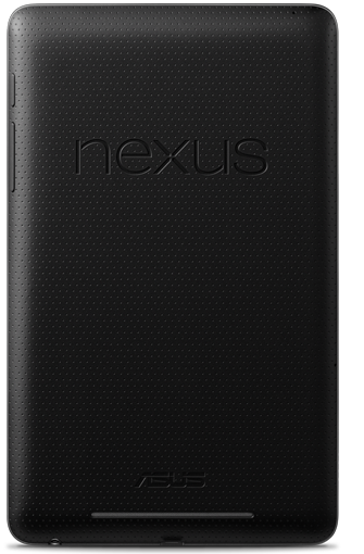 Nexus 7 Back Cover