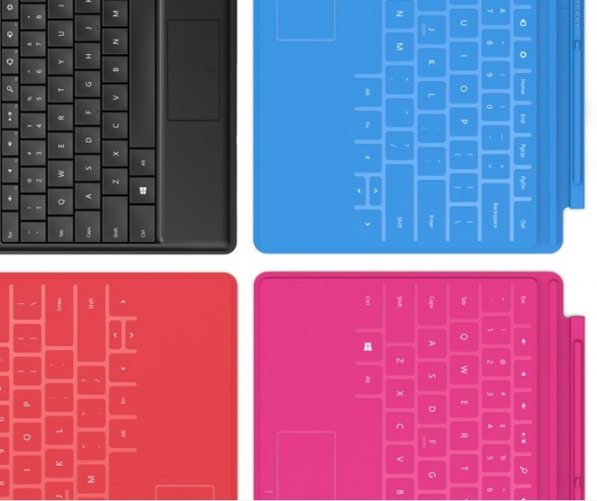 Surface Color Options