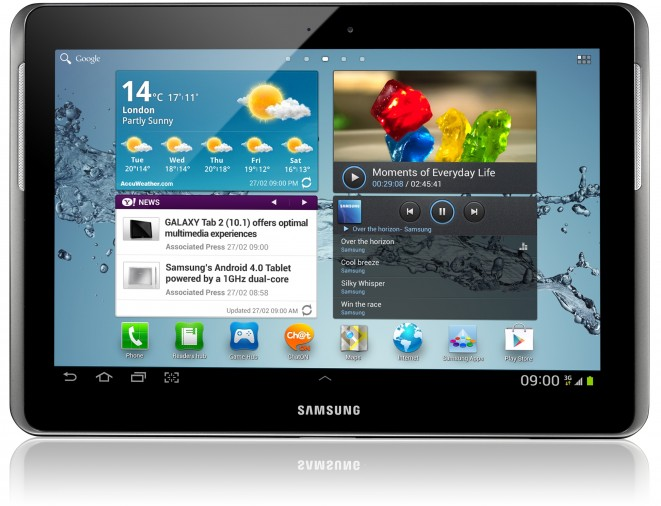 Tablet Deal on Samsung Galaxy Tab 2 10.1-Inch