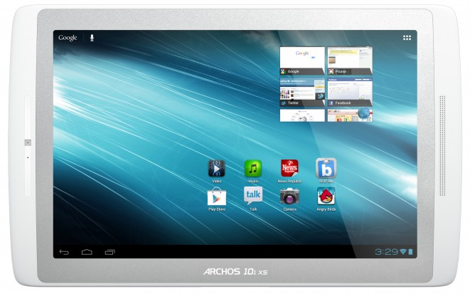 Archos 101 XS Screen