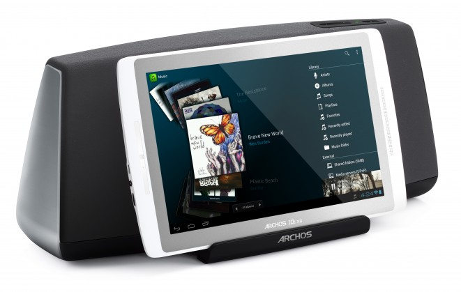 Archos 101 XS Speaker Dock Accessories