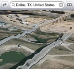 Dallas on Apple Maps