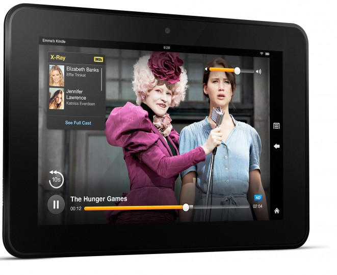 Kindle Fire HD 8.9, X-Ray For Movies