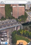 Manhattan Bridge on Apple Maps