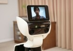 Toyota Robot with tablet