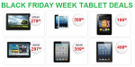 Black Friday Week Tablet Deals