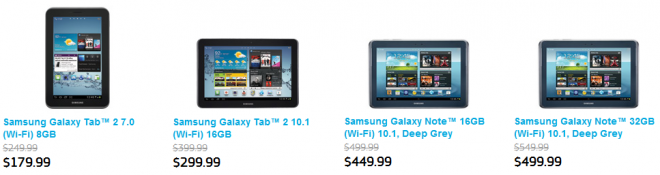 Samsung Black Friday Tablet Deals