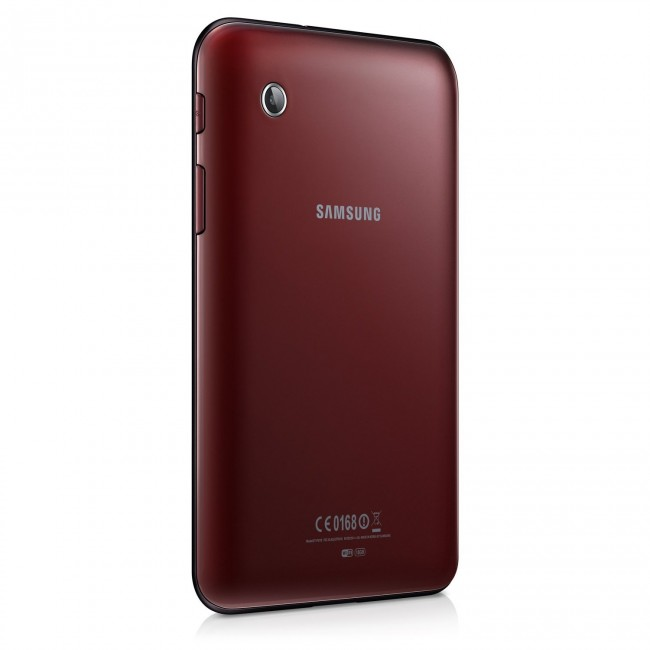 Samsung Galaxy Tab 2 Garnet Red