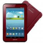 Samsung Galaxy Tab 2 Garnet Red Valentines Day