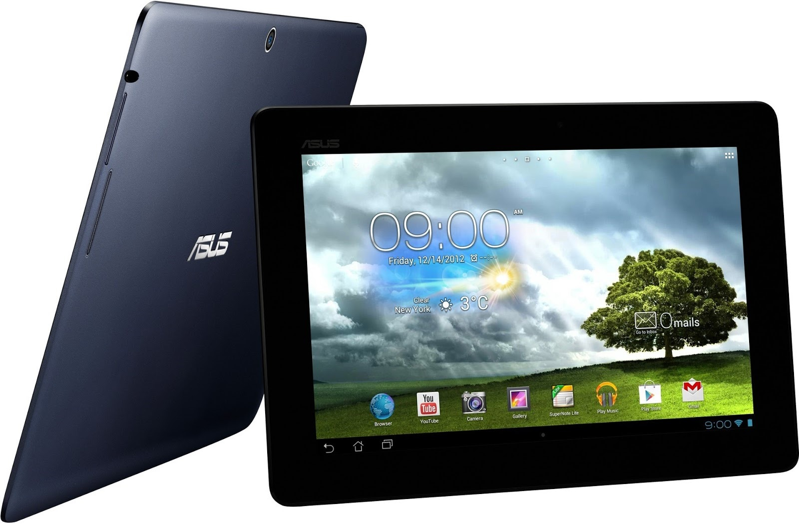 Asus MeMO Pad Smart 10 (ME301T) in Midnight Blue
