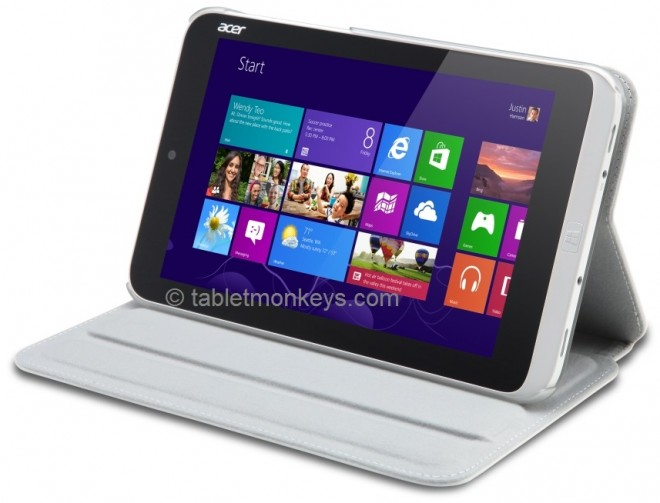 Acer Iconia W3 Windows 8 tablet