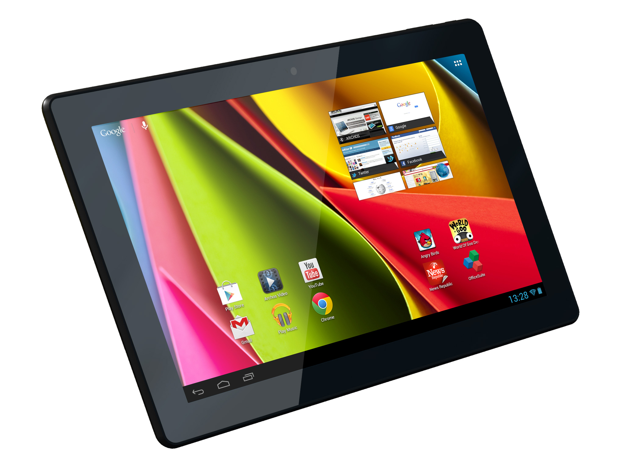 archos familypad 2 released in the us. Black Bedroom Furniture Sets. Home Design Ideas