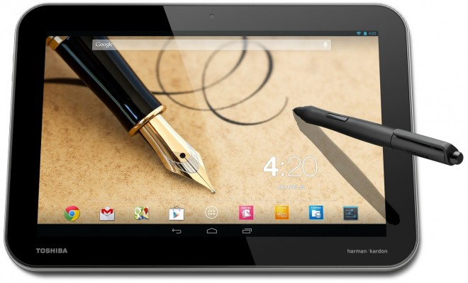 toshiba excite write We review the excite write, toshiba's $600 attempt to compete with samsung's galaxy note 80 is it the new best tablet for writing.