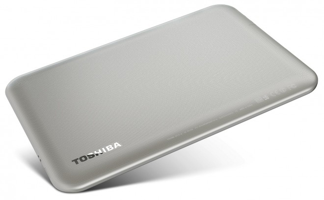 Toshiba Excite Pure back