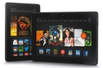 New Amazon Kindle Fire HDX tablets