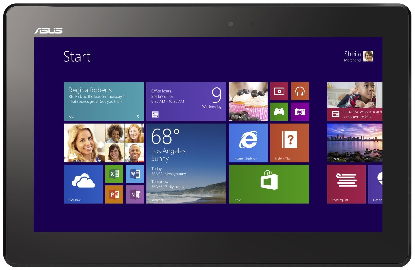 Asus Transformer Book T100 – Quad-Core, Windows 8.1, & Keyboard