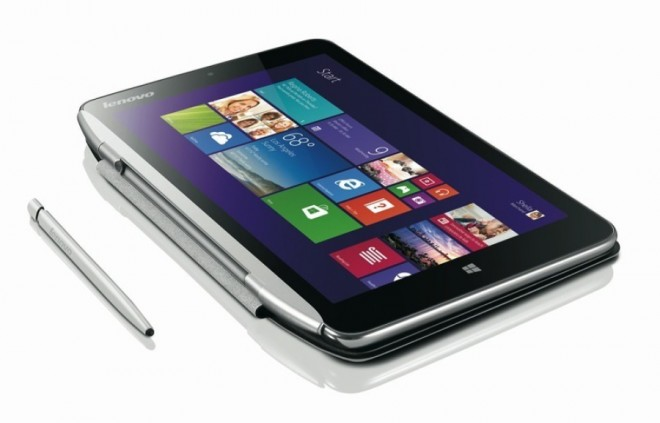 Lenovo Miix2  with Stylus