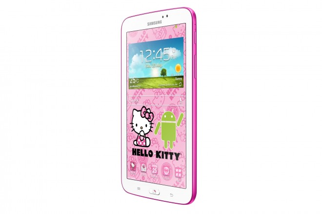 Samsung GALAXY Tab 3 7.0 WiFi Hello Kitty Edition  SM-T210