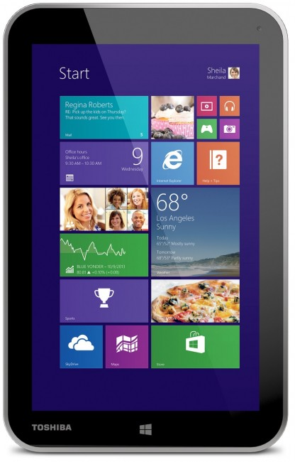 Toshiba Encore - Windows 8.1 tablet
