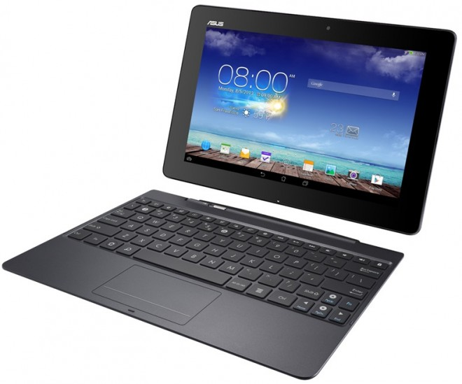 Asus Transformer Pad Infinity TF701 with Mobile Dock