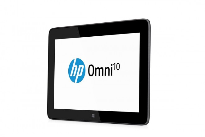 Large HP Omni 10 side view picture