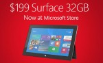 Micrsoft Surface Tablet Sale Cyber Monday 2013