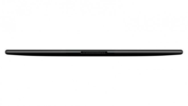 Nokia Lumia 2520 bottom view