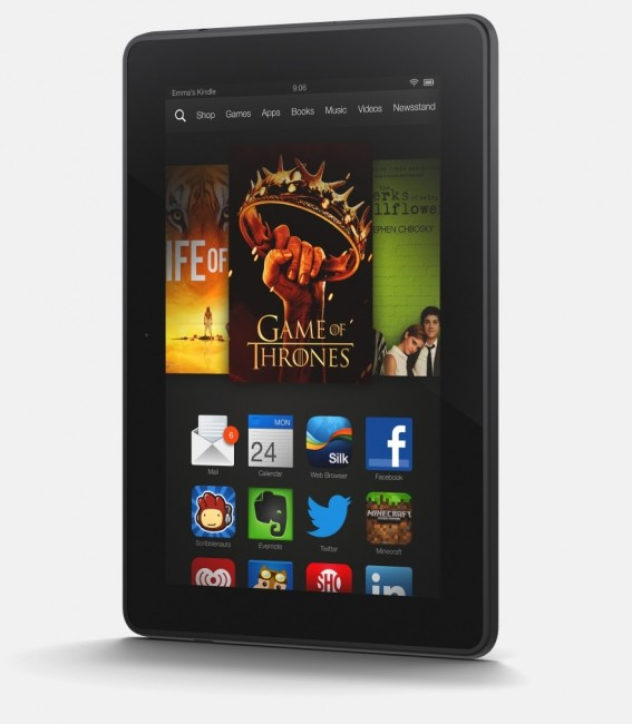 Kindle Fire HDX 7 Tablet