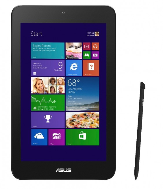 Asus VivoTab Note 8 with digitizer
