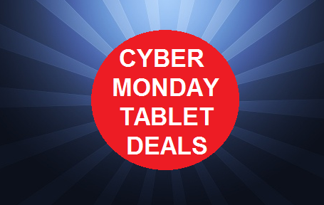 Tablet deals cyber week