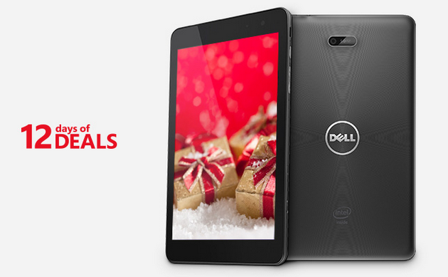 Dell Venue 8 Pro Microsoft Store Christmas Sale $99 Deal