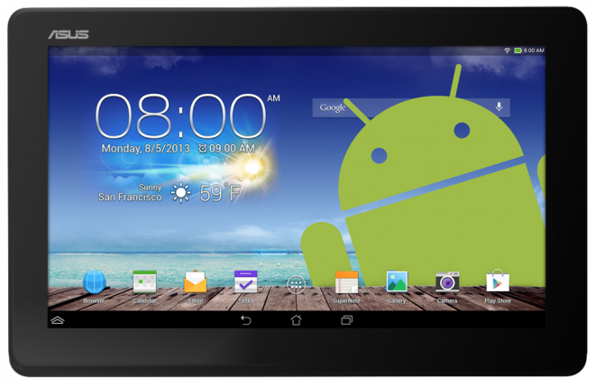 Asus Transformer Book Duet TD300 Android