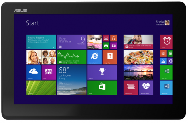Asus Transformer Book Duet TD300 Windows tablet