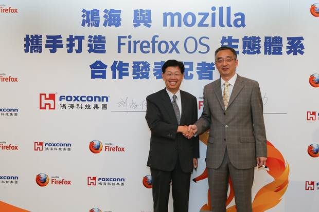 Firefox and Foxconn