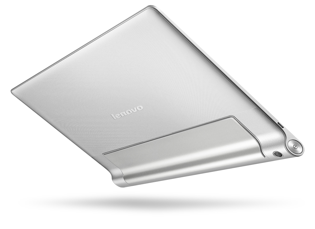 Lenovo yoga tablet 10 hd rear photo