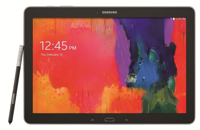 Pre-order Samsung Galaxy NotePRO 12.2 (32GB, Black)
