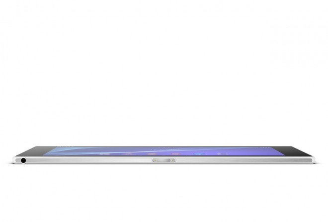 The worlds thinnest tablet at 10 inches - Sony Xperia Z2 Tablet