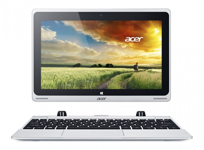 Acer Aspire Switch 10 tablet and keyboard