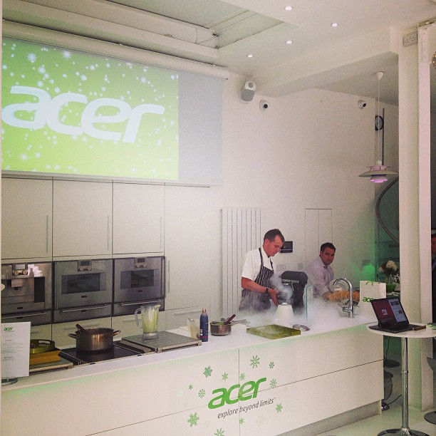 What is Acer cooking up?