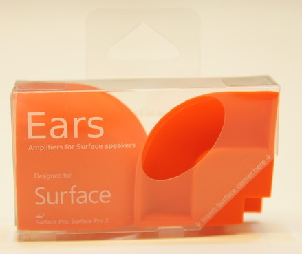 Ears for Surface