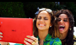 Nokia Lumia 2520 tablet with Jennifer Lopez