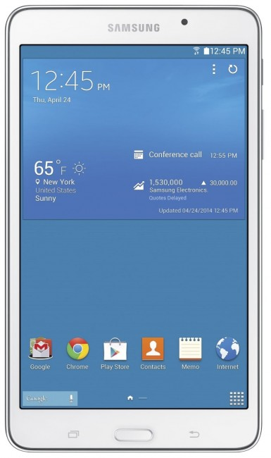 Samsung Galaxy Tab 4 7.0 multitasking tablet now available for pre-order