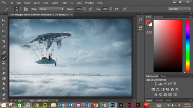 A screenshot of an upcoming Adobe Phototshop for Surface Pro 3.png