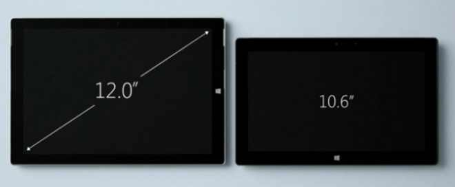 Microsoft Surface grows