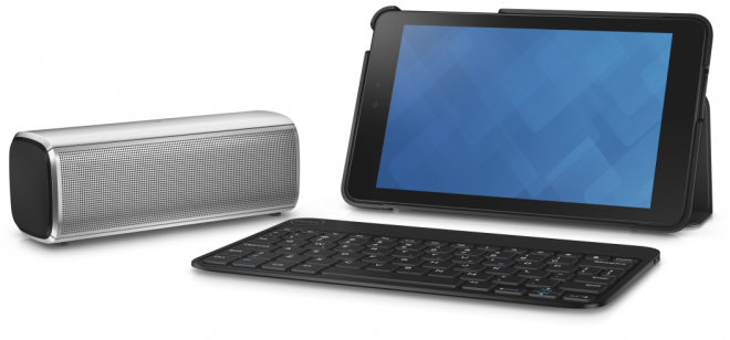 Dell Venue 8 with keyboard